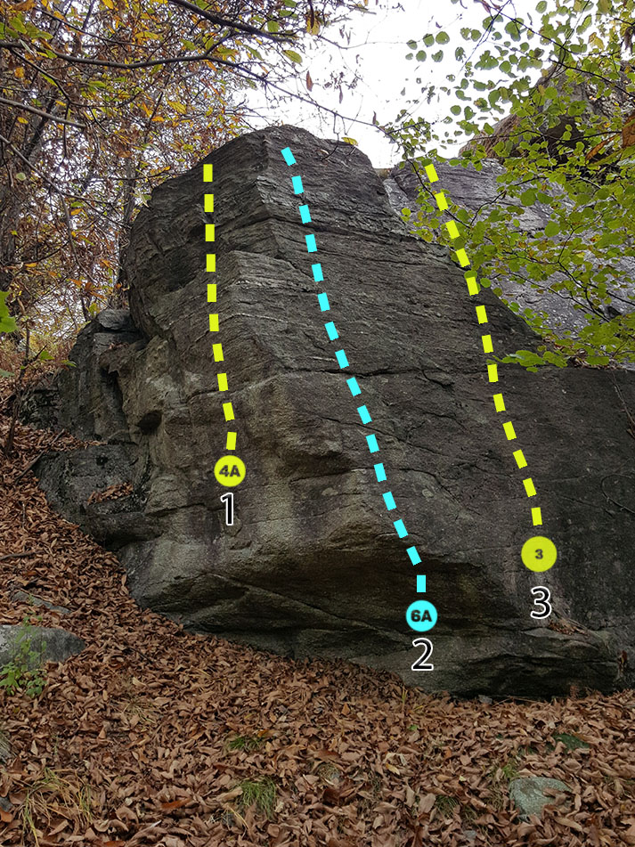Chironico climbing guide